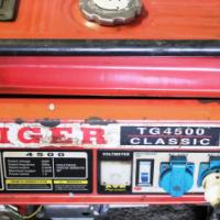 Tiger 4KVA Generator S021761A #Rosettenvillepawnshop