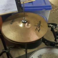 WJM drum kit with extras