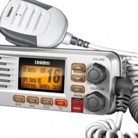 Uniden UM380 Marine Band VHF two way radios