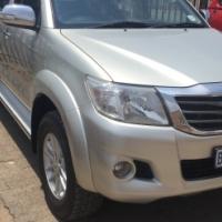 2011 Toyota Hilux 2.5 D-4D D/cab R/body Raider (Facelift 2)