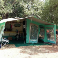 gypsey 2 karavan for sale or to swop for offroad trailer