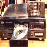 TEAC Hi-Fi CD player