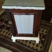 Ball & Claw Bedside Cabinet