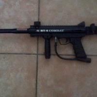 BT 4 combat paintball gun