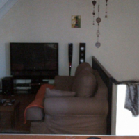 2 bedroom duplex, cottage style corner unit to rent
