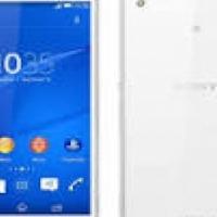 Sony Z3 Expiria white in excellent condition