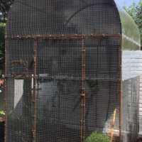 Custom Aviaries Cages and Enclosures
