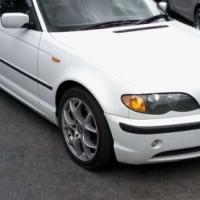 BMW 3 Series 320d (E46) F/L 6SP