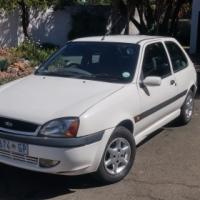 2001 Ford Fiesta 1.6 Sport Hatchback