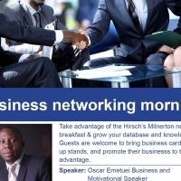 Hirsch's Business Networking Breakfast