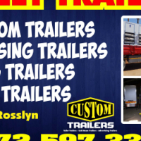 Mobile Toilet Trailers For Sale @ R61999.00