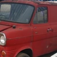 Ford Transit for restoration