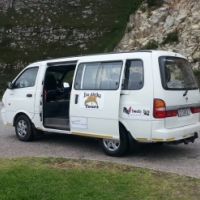 My 12 seater minibus for your Avanza