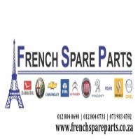 20% off all French Spare Parts plus free Steering lock