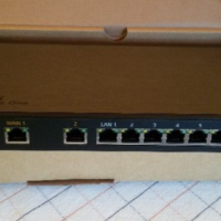 Join 2 ADSL lines! PEPLINK Balance One - ADSL Line Concentrator -