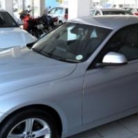 2014 BMW 316i A/T (F30)