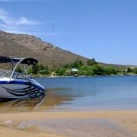 yamaha mystic 19ft wakeboarding boat fourstroke yamaha 150hp, used for sale  Sandton