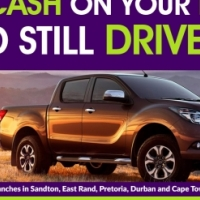 Need Money Now? Raise cash on your Bakkie and still drive it!