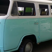 Vw kombi - Windows all round