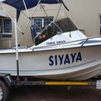 4.8m Boat for sale