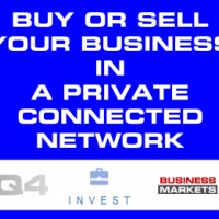 BUY A BUSINESS FROM AN EXCLUSIVE NETWORK