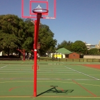 Construction of Tennis Courts, Cricket Nets & Mid-wickets,  Futsal and Basketball Courts