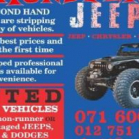 """ Service Special on all Jeep, Dodge & Chrysler"""