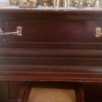 Steck piano very good condition for sale.