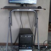 Proline Desktop computer with Samsung Monitor