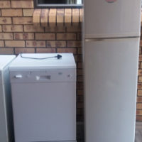 dishwasher, tumble dryer and fridge for sale