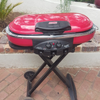 Coleman Gas Stove Fully Portable
