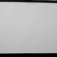 "Grandview 60"" Portable Projector Screen"