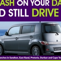Cash now! Raise cash on your Daihatsu and still drive it!