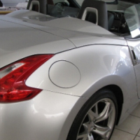 2010 Nissan 370Z Coupe Convertible A/T