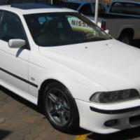 2003 BMW 530i Motor Sport AT (E60)