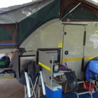 Echo Kavango 2012 Off Road Caravan