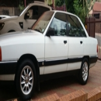 Audi 500E for sale or to swop for small panelvan