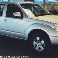 Nissan Navara 2.5dCi double cab 4x4