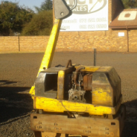 Wacker Neusson Walk behind roller for sale  South Africa