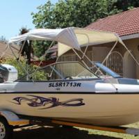 Viking Velocity Boat -Kempton park