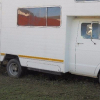 "Winnebago ""Minnie Winnie"" motorhome With RWC/licence"