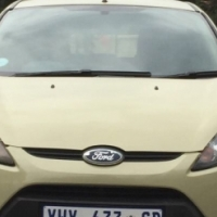 2010 ford fiesta 1.6 with fullservice history