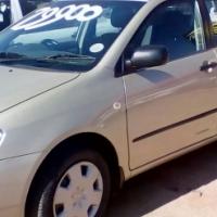 Toyota Corolla 1.6 Sedan, 2005 model