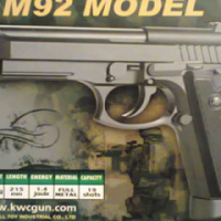 9mm Air Gun (M92 Model) for sale
