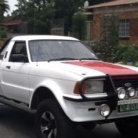 Ford Cortina 4X4