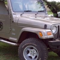 JEEP WRANGLER TJ 4L, used for sale  Centurion