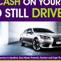Raise cash on your Lexus and still drive it!