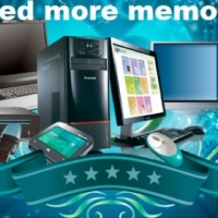 Affordable Usb drives, Flash memory cards and External hard drives