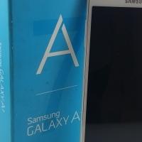 Samsung Galaxy A7 - Pearl White - 16GB in brand new condition
