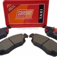 Safeline Genuine Toyota Siyaya Brake Pads D3015T